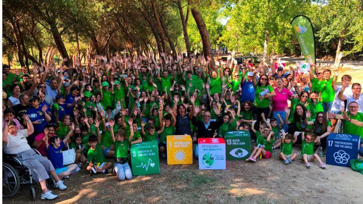 Día Internacional del Voluntariado en Iberdrola.