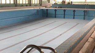 Las obras de remodelación de la antigua piscina municipal de Collado Villalba podrían estar terminadas el 31 de mayo.