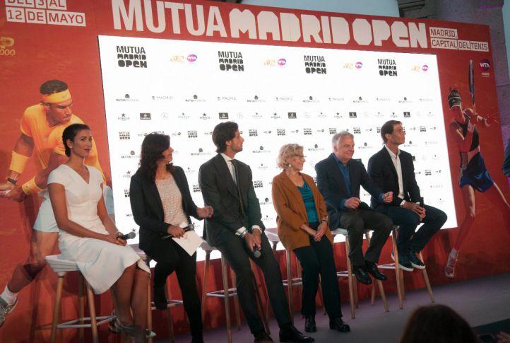 El Open de Tenis se quedará en Madrid hasta 2032