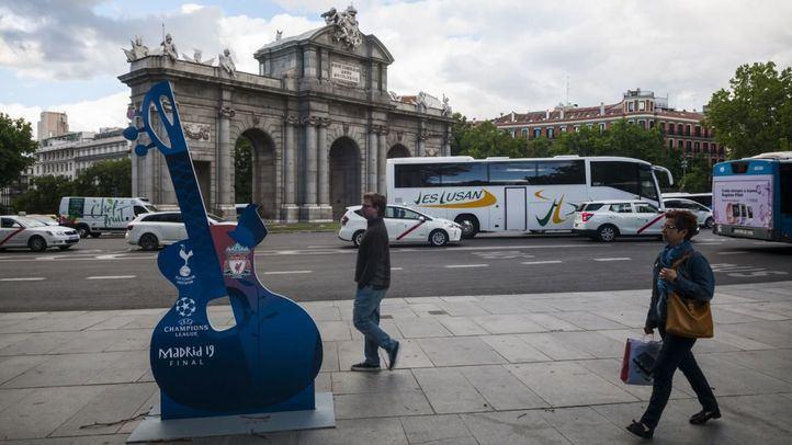 La final de Champions dejará más de 60 millones de euros