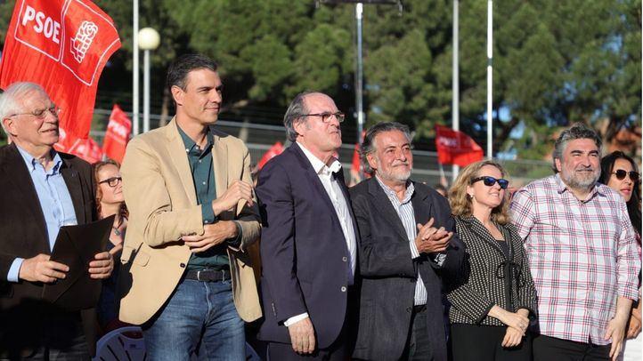 El PSOE 'no baja al barro' para atacar las 'desigualdades' auspiciadas por la derecha