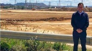 El candidato del PP a la Alcaldía de Torrejón impulsará el empleo a través de hacer crecer los polígonos de la ciudad.