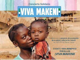 Viva Makeni organiza un concierto para recaudar fondos para sus proyectos en Sierra Leona