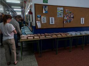 Una urna rota y la ausencia de tres miembros de una mesa, principales incidencias de esta jornada electoral