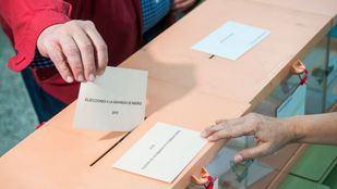 Cae la participación en las elecciones municipales en la Comunidad, y se dispara la de las europeas
