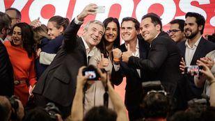 Villacís invita a Pepu Hernández a apoyar a Cs en el Ayuntamiento