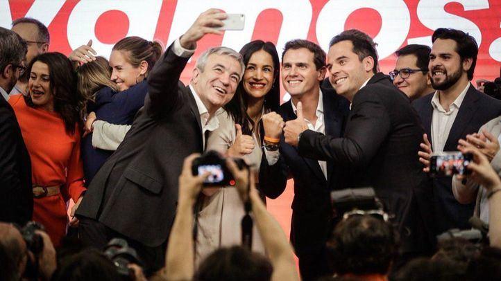 Villacís invita a Pepu Hernández a apoyar a Cs en el Ayuntamiento.