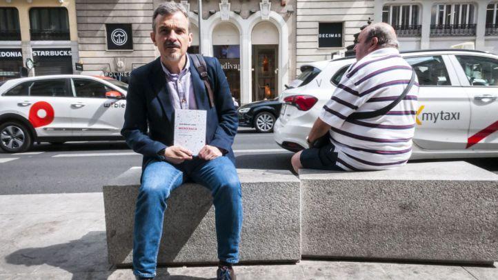José Manuel López presenta su libro Microcracia en La Terraza de Gran Vía.