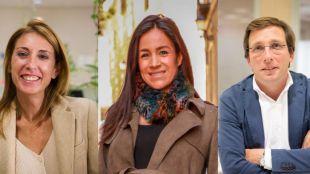 Saavedra, Villacís y Almeida analizan el 26 M en Onda Madrid