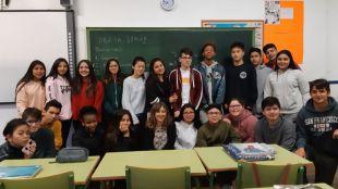 El IES Jaime de Vera, ganador del programa 'Valores de futuro' de BBVA