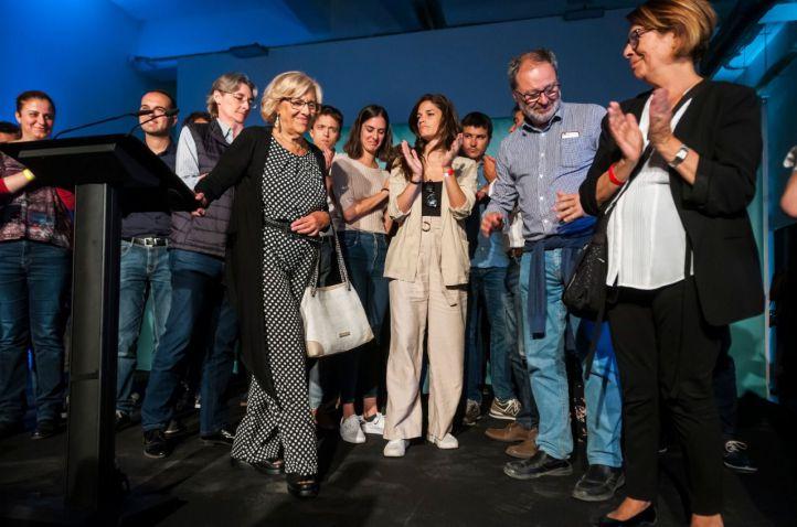 Tras Carmena, la nada: los posibles recambios de la alcaldesa