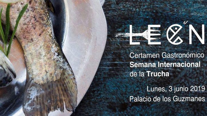 Vuelve el Certamen Gastronómico Semana Internacional de la Trucha a León