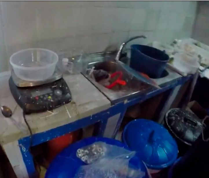 Desmantelados dos laboratorios de cocaína en Valdemorillo y Villaviciosa de Odón