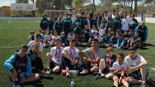 Deporte en Casvi International American School de Tres Cantos