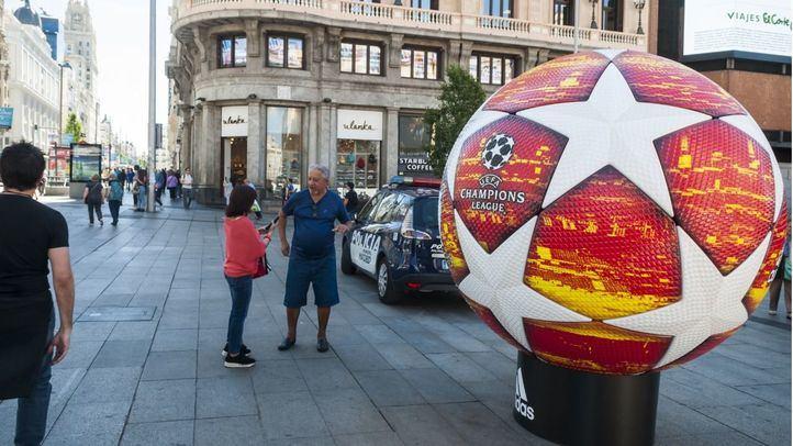 Conciertos gratuitos, partidos de fútbol y exposiciones para celebrar la final de la Champions