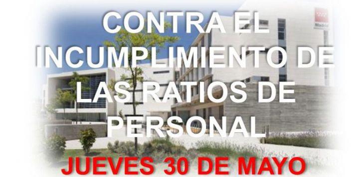 CCOO reclama que se cumpla la ratio de personal en las residencias de mayores