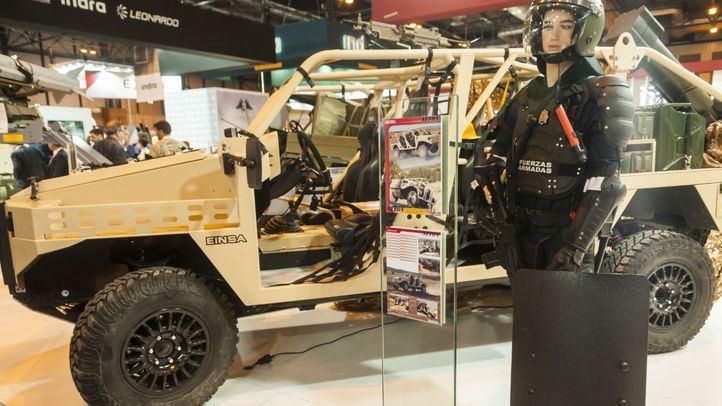 Feindef, una feria para dar soluciones a las Fuerzas Armadas del futuro
