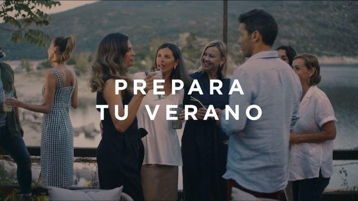 'Prepara tu verano' es el lema de la nueva campaña de El Corte Inglés.