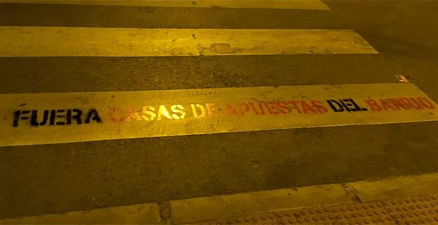 Los madrileños se levantan contra las casas de apuestas