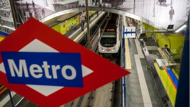 Paros en Metro a media tarde en las líneas impares