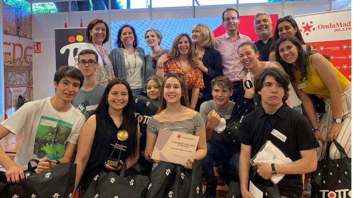 """Final del concurso """"La olimpiada del saber"""" del programa Madrid Directo de Onda Madrid"""
