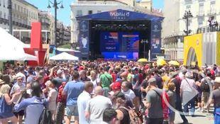 Madrid, anfitriona de la final de la Champions League
