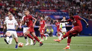 El Liverpool gana su sexta Champions en una final sin incidentes