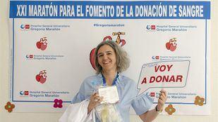 Récord en el último maratón de donaciones de sangre