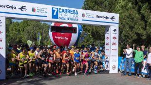 Más de 1.300 participantes han recorrido Pozuelo en su carrera popular 'Ciudad de Pozuelo'