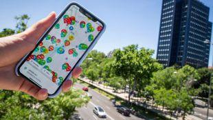Chipi, aplicación que compara en tiempo real el precio y el tiempo de espera de las diferentes opciones de movilidad.