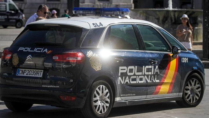 Dos heridos y cuatro detenidos por una pelea a balazos en Vallecas