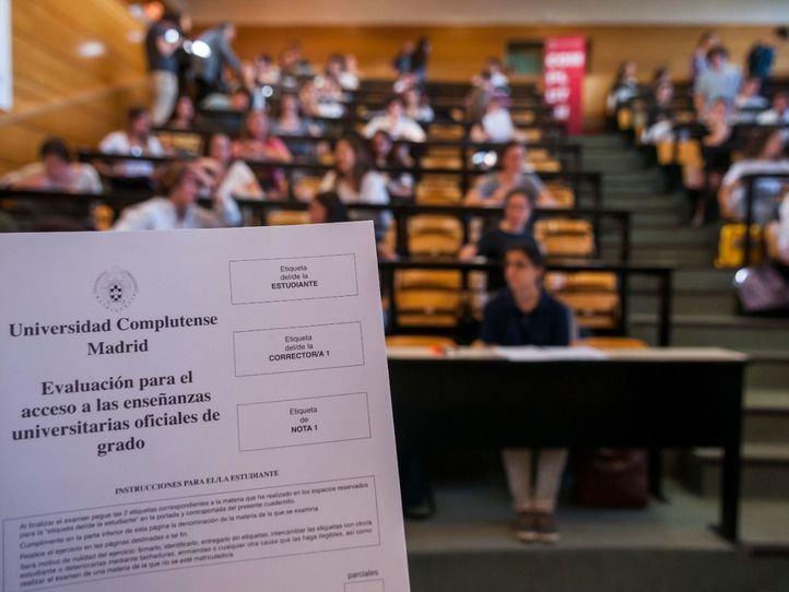 FOTOS l En juego el futuro de 34.000 alumnos