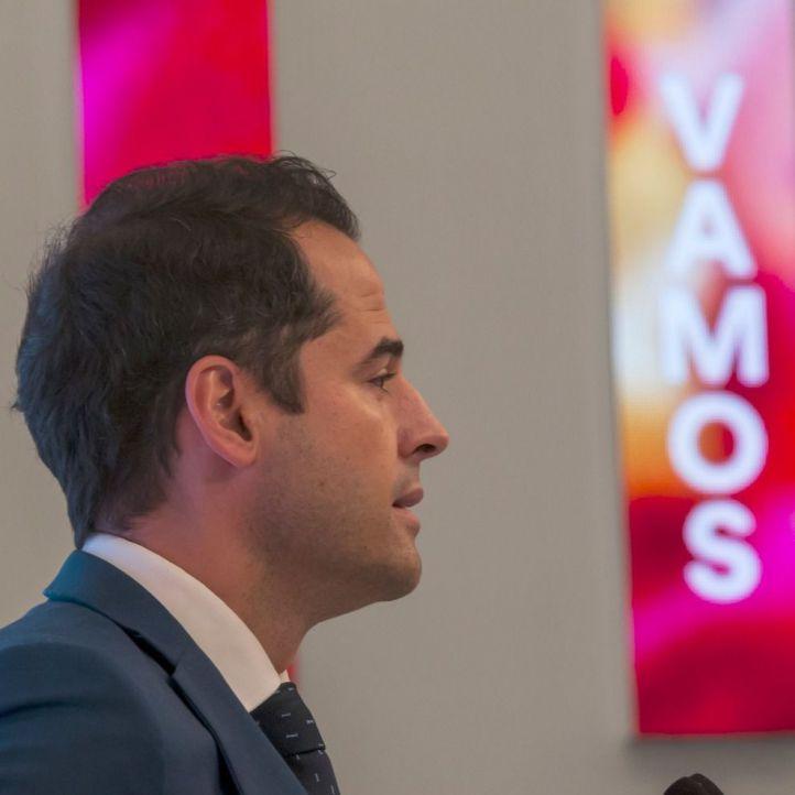 Primer órdago de Cs a PP: Aguado pide la Presidencia de la Asamblea