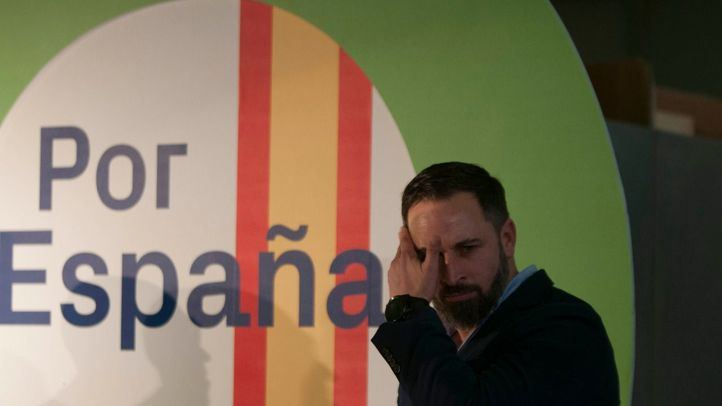Vox ofrece a Ciudadanos un 'pacto global' que permita gobiernos de Villacís o Aguado