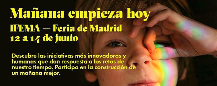 Madrid empieza hoy, del 12 al 14 de junio en Ifema