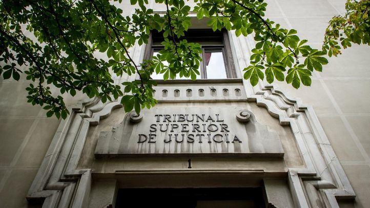 Tribunal Superior de Justicia de Madrid en la calle General Castaños, 1.