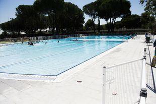 La piscina de verano del Carlos Ruiz de Pozuelo abre el sábado 15 de junio