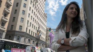Rocío Monasterio, líder de Vox en Madrid, quiere eliminar el Madrid Central de Manuela Carmena.