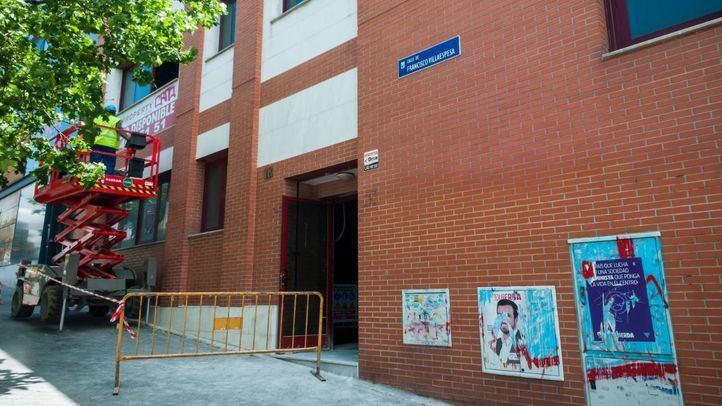 La renovación en Podemos empieza por su sede