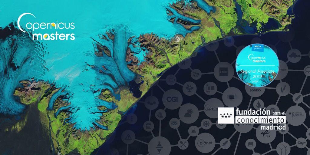 La competición que busca las ideas más innovadoras que empleen datos del programa de observación de la Tierra
