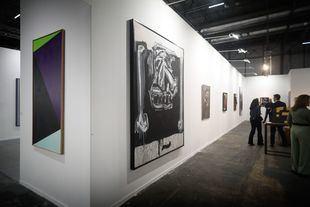 Feria internacional de arte contemporáneo ARCO 2019 en Ifema.