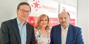 Serrano descarta cualquier opción que no pase por el gobierno de Ayuso y Almeida en Madrid