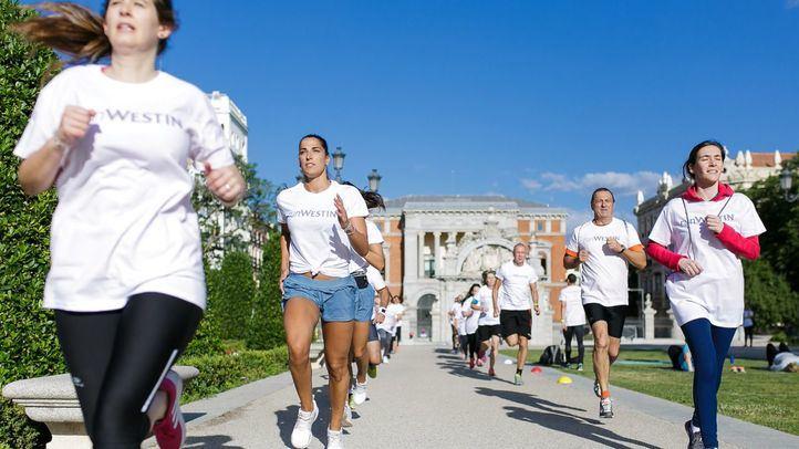 Esta marcha deportiva se suma al programa Gear Lending en el que el hotel presta equipamiento deportivo a los clientes para que no abandonen su rutina deportiva esté donde esté.