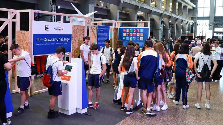 Un proyecto educativo para sensibilizar sobre las energías renovables y la economía circular