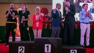 Gala de clausura de los juegos deportivos de Escuelas Católicas de Madrid (ECM).