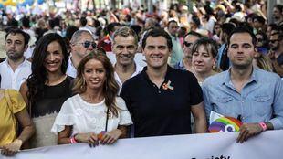 Ciudadanos irá al Orgullo pese al veto de los organizadores