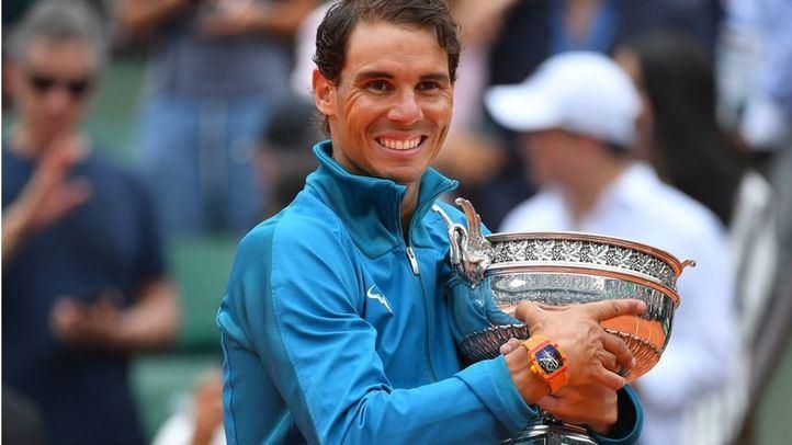 Nadal doblega a Thiem y conserva el 'trono' de Roland Garros