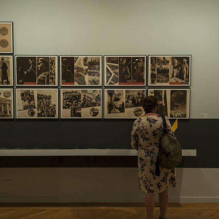 El realismo soviético se da cita en el Bellas Artes