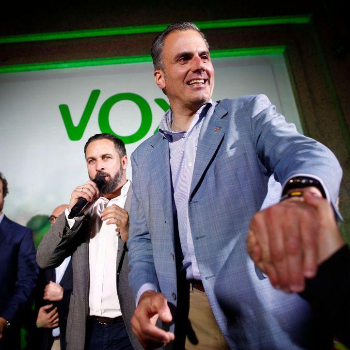 Vox intentará entrar en el Gobierno municipal, liderado por Almeida o Villacís