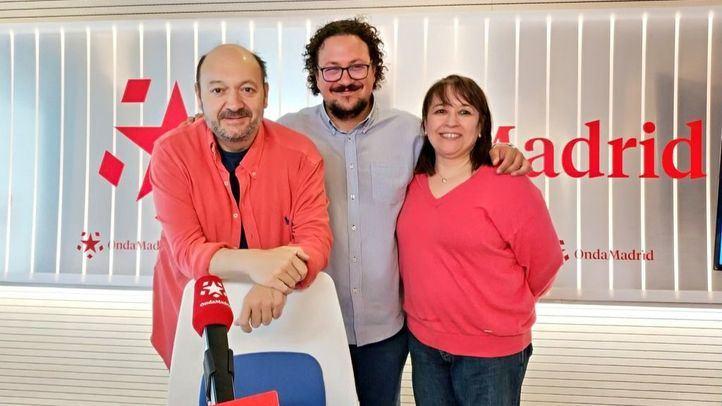 Jacinto Morano, diputado de Unidas Podemos en la Asamblea de Madrid, en Com.Permiso